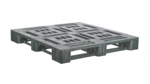 Mid Duty Plastic Warehouse Pallet
