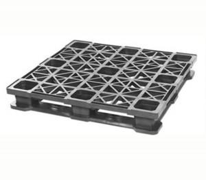 Nestable Solid Deck Plastic Pallet