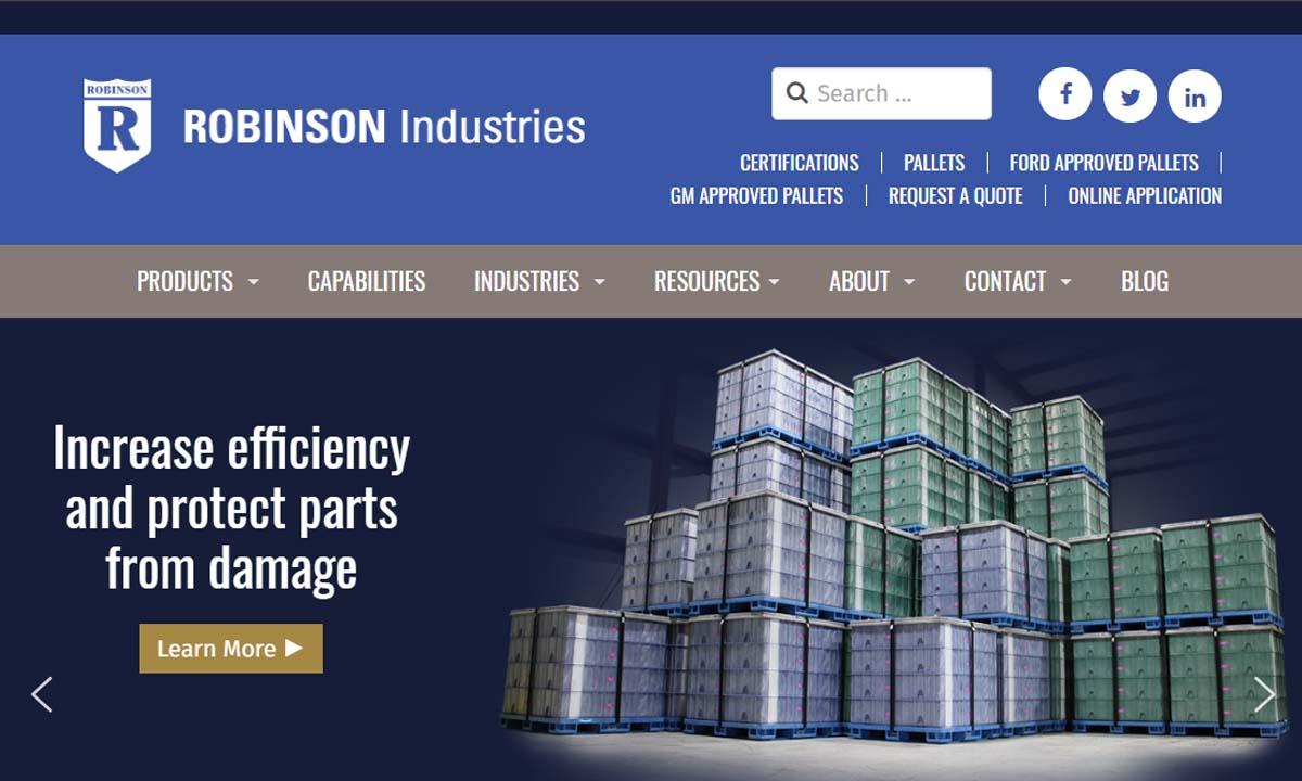 Robinson Industries