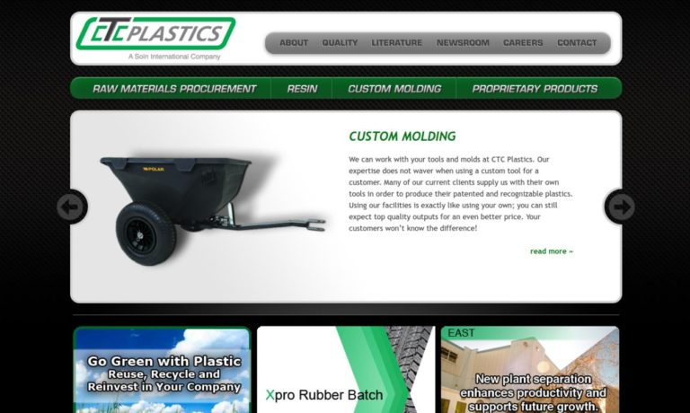 Composite Technologies, Inc.