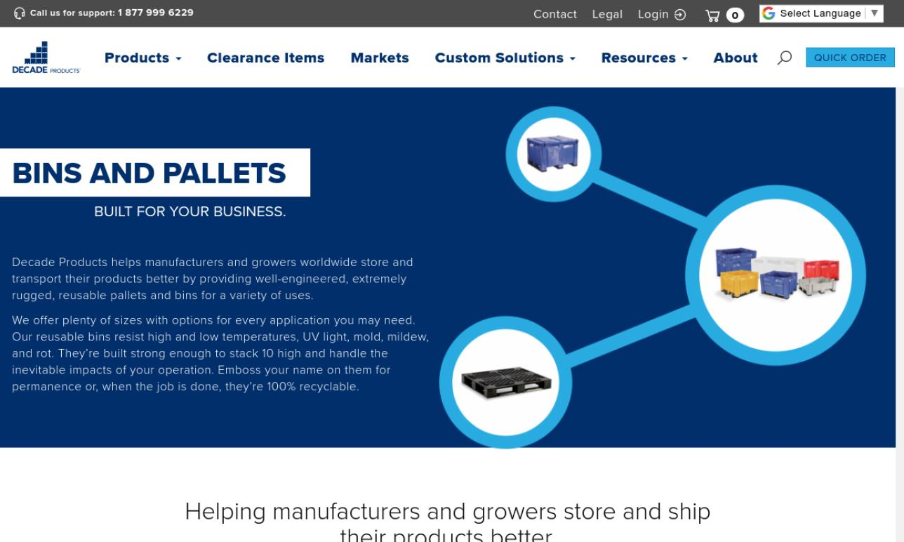 Decade Products, LLC