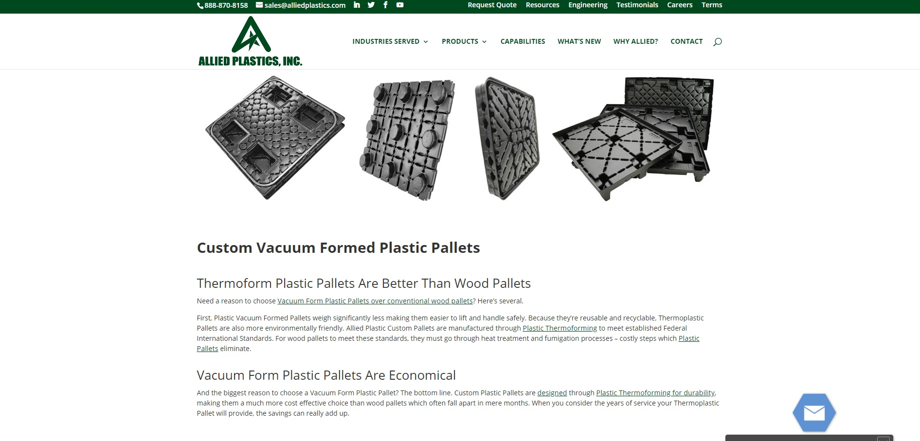 Allied Plastics, Inc.