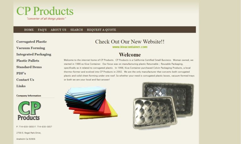 CP Products