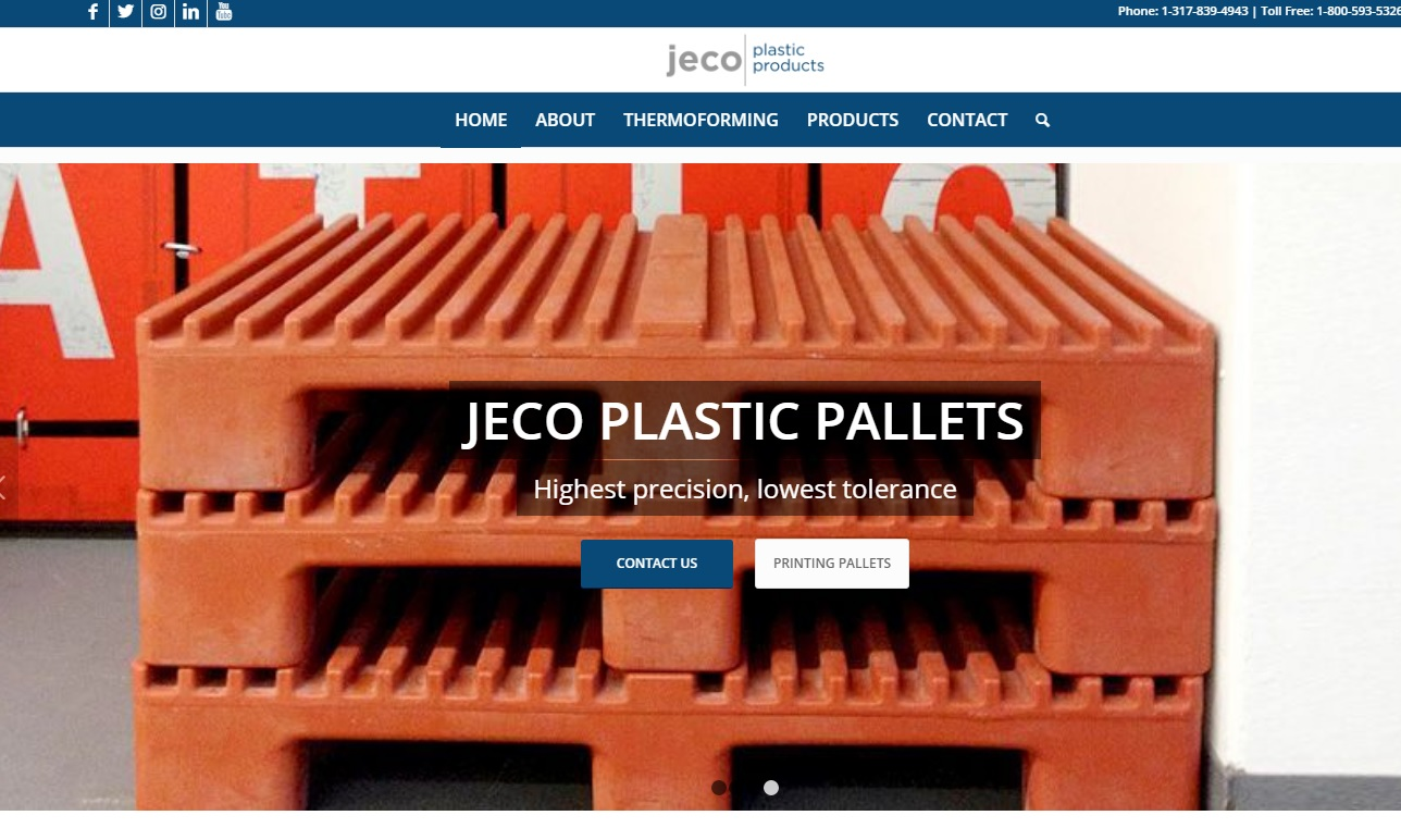 Jeco Plastic Products, LLC